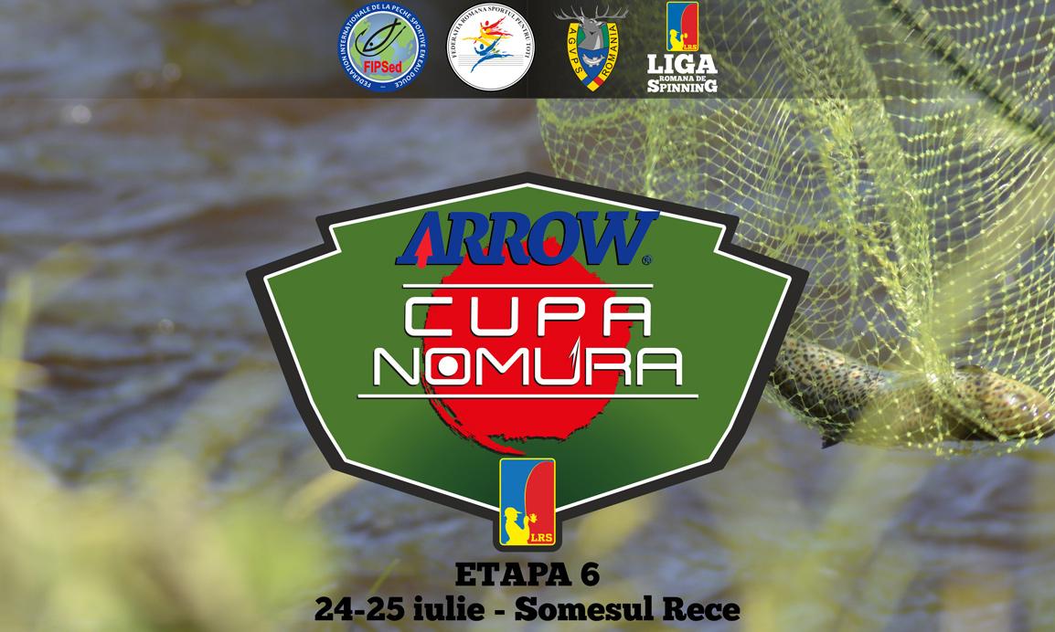 Cupa Arrow - Nomura 2021
